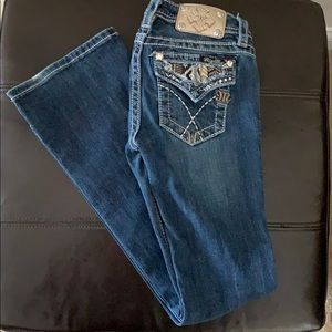 Girl's Miss Me Bootcut Jeans